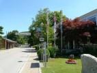 Eingang zum Museum in Solnhofen