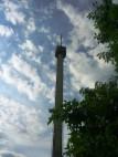 Aussichtsturm im Heide-Park