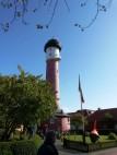 Alter Leuchtturm von Wangerooge