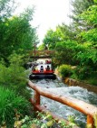 Mountain-Rafting im Heide-Park